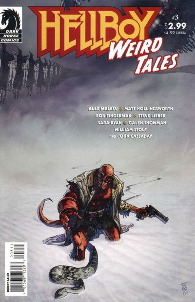 Hellboy - Weird Tales # 3