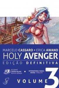 Holy Avenger – Edição definitiva – Volume 3