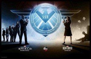 Agente Carter e Agentes da S.H.I.E.L.D.