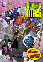Os Jovens Titãs # 8