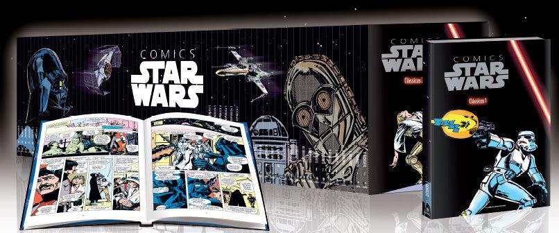 Coleção Comics Star Wars