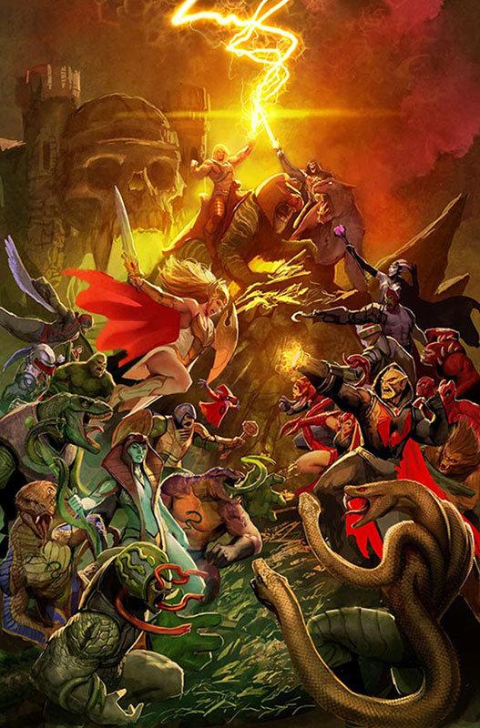 He-Man - The Eternity War