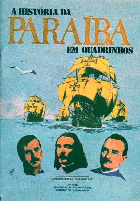 A História da Paraíba em quadrinhos