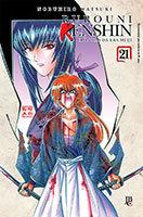 Rurouni Kenshin # 21