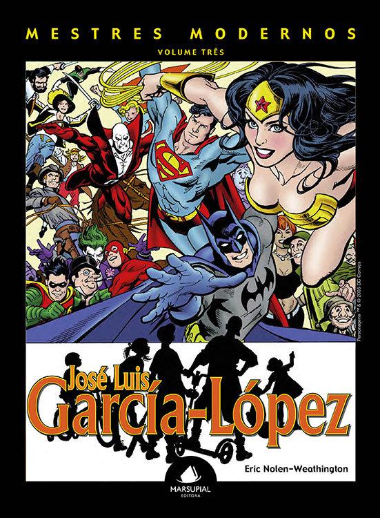 Grandes Mestres - Volume 3 - José Luis García-López