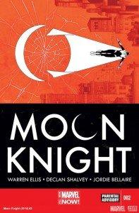 Moon Knight # 2
