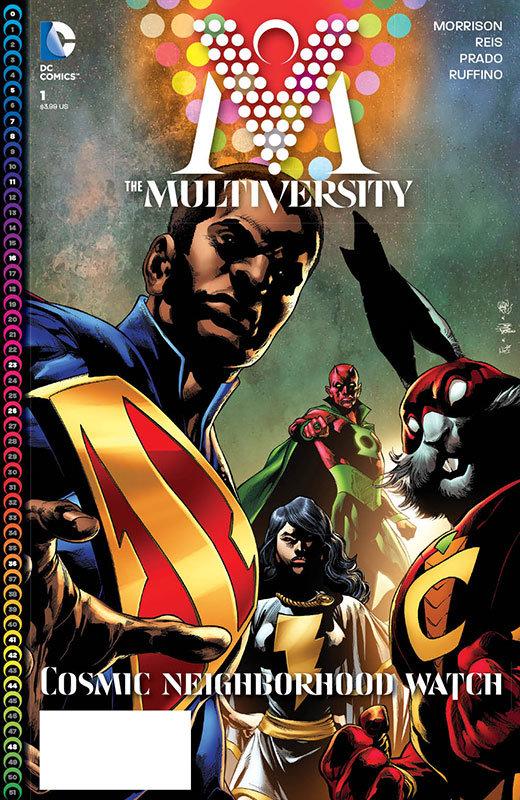 Multiversity # 1