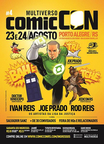 Multiverso ComicCON