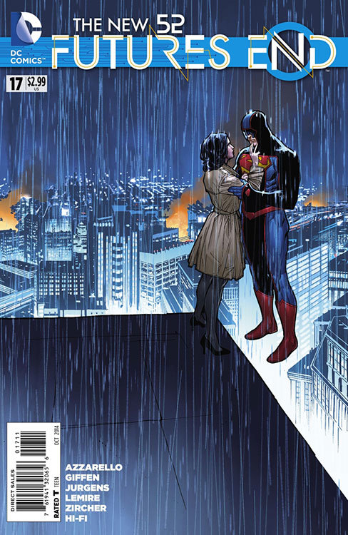 The New 52 – Futures End # 17