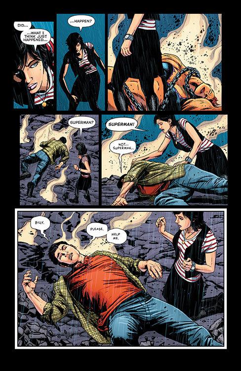 Página de The New 52 – Futures End # 17