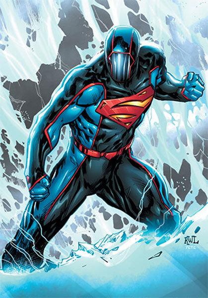Superman misterioso