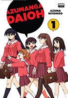 Azumanga Daioh - Volume 1