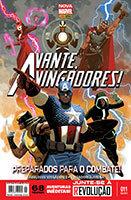Avante, Vingadores! # 11