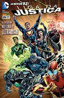 Liga da Justiça # 25