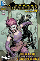 A Sombra do Batman # 25