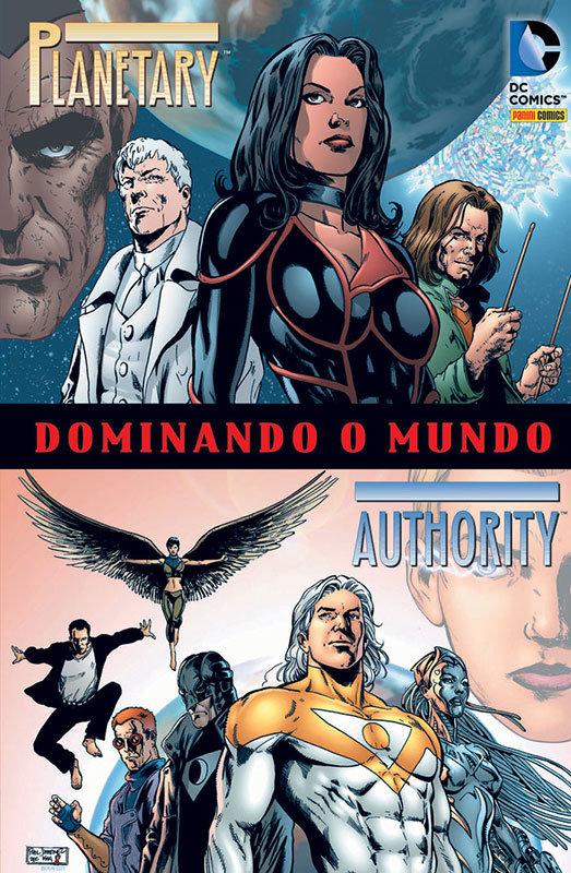 Planetary/Authority - Dominando o mundo