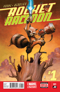 Rocket Raccoon # 1