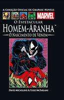 A Coleção Oficial de Graphic Novels Marvel # 26 - O Espetacular Homem-Aranha - O Nascimento de Venom