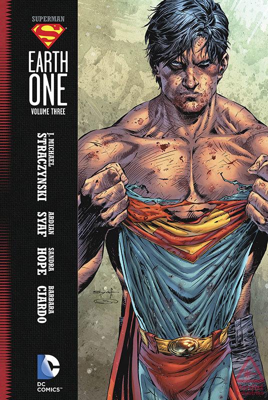 Superman - Earth One - Volume 3