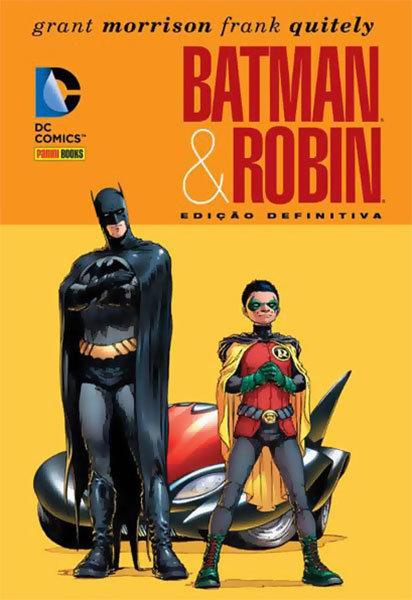 Batman & Robin - Edição Definitiva