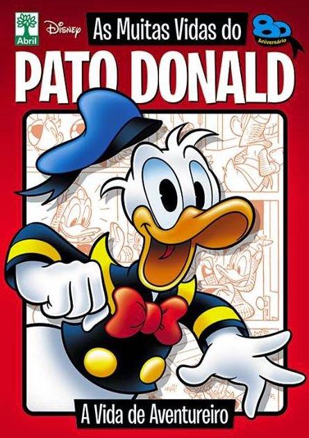 s Muitas Vidas do Pato Donald