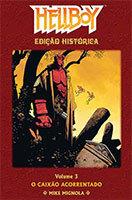 Hellboy - Edição Histórica - Volume 3 - O caixão acorrentado