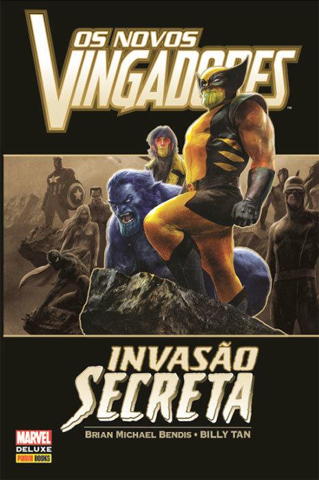 Os Novos Vingadores - Invasão Secreta
