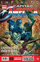 Capitão América & Gavião Arqueiro # 12