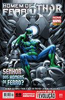 Homem de Ferro & Thor # 11