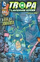Tropa dos Lanternas Verdes # 4