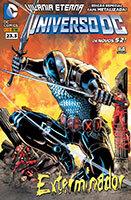 Universo DC 23.3 - capa metalizada