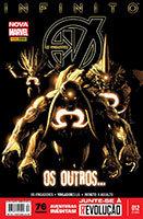 Os Vingadores # 12