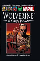 A Coleção Oficial de Graphic Novels Marvel # 29 - Wolverine - O velho Logan