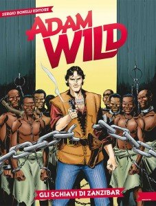 Adam Wild # 1