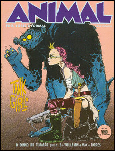 Animal # 20