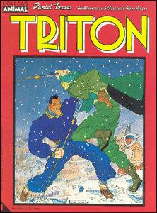 Coleção Animal # 1 - Triton