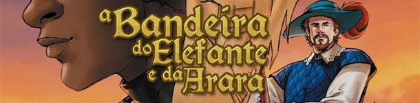 Concurso cultural: A Bandeira do Elefante e da Arara