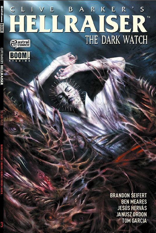 Hellraiser - The Dark Watch - Volume 3