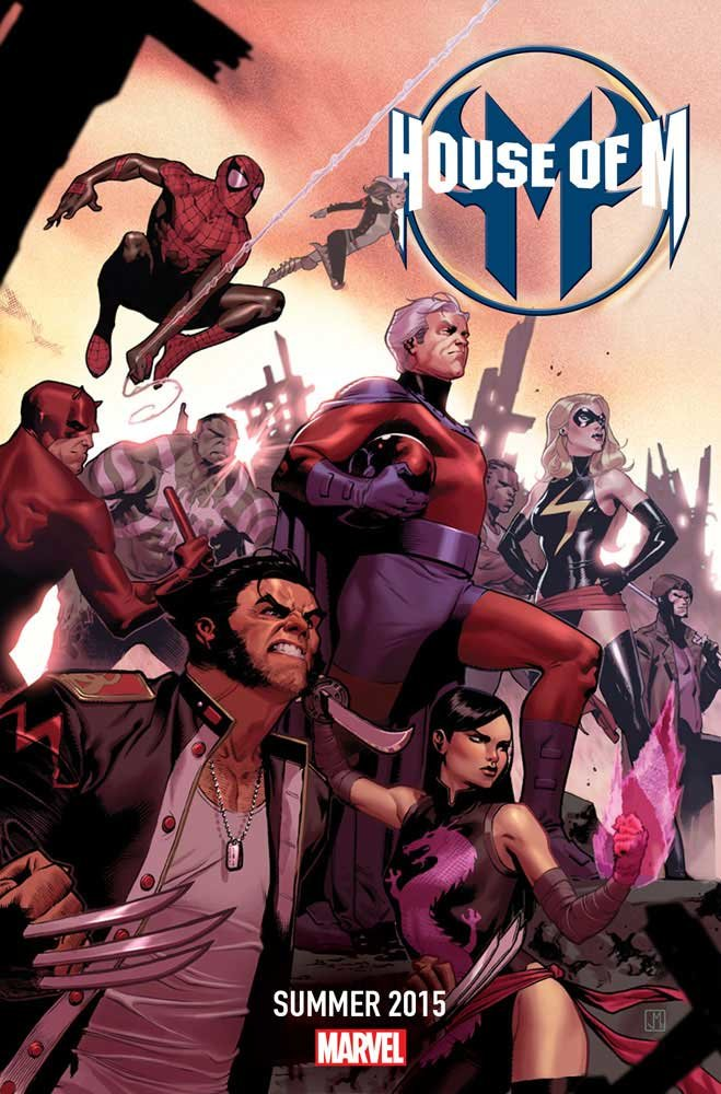 House of M 2015
