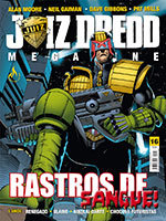 Juiz Dredd Megazine # 16