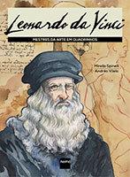 Mestres da Arte em Quadrinhos - Leonardo da Vinci