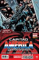 Capitão América & Gavião Arqueiro # 13