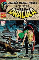 Coleção Marvel Terror - A Tumba do Drácula - Volume 1