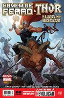 Homem de Ferro & Thor # 12
