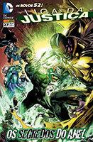 Liga da Justiça # 27