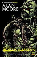 A Saga do Monstro do Pântano - Livro Dois