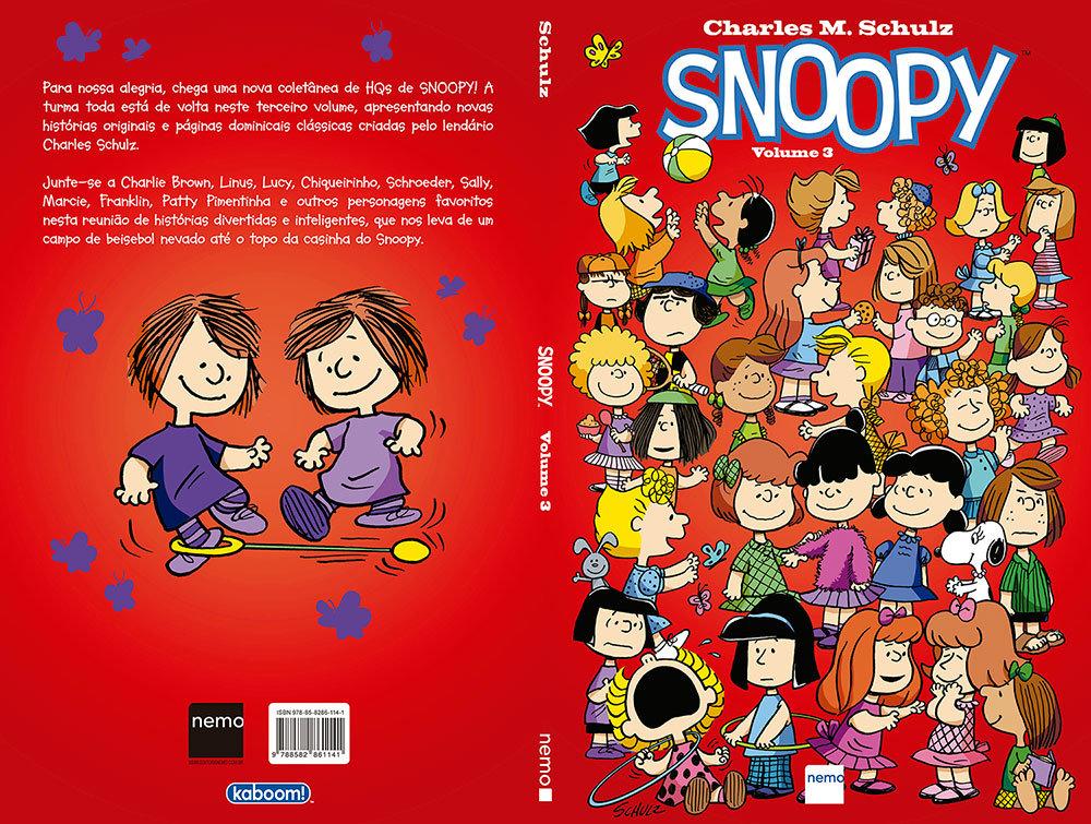Snoopy - Volume 3