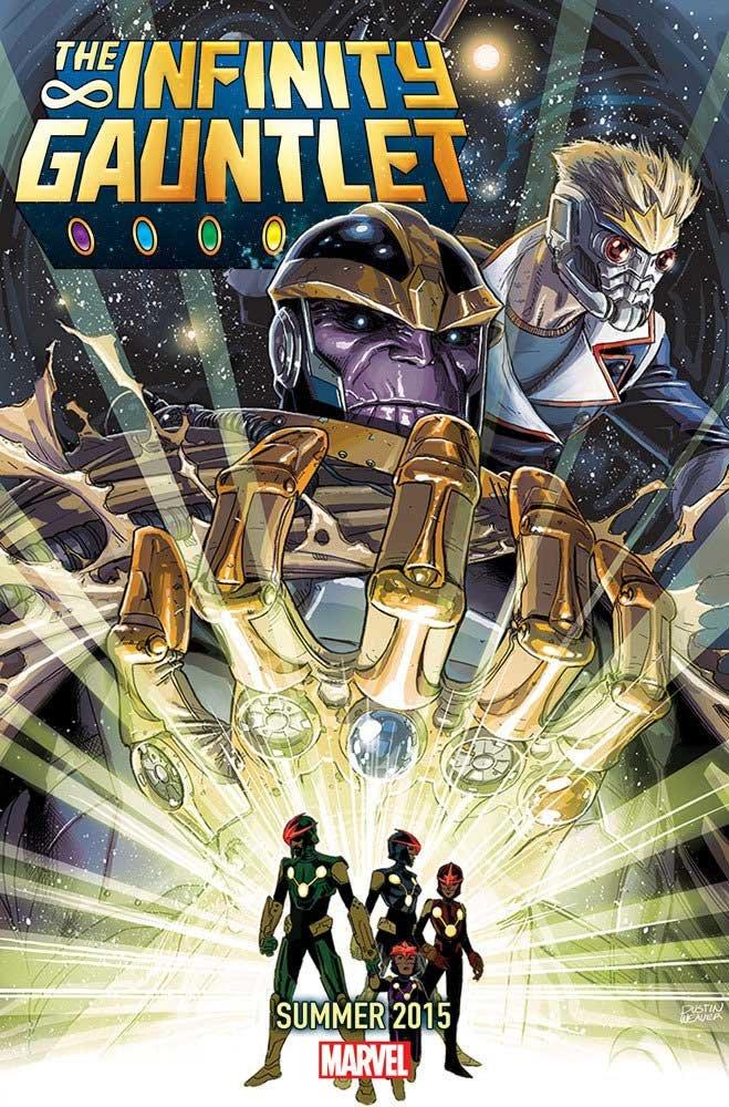 Infinity Gauntlet 2015