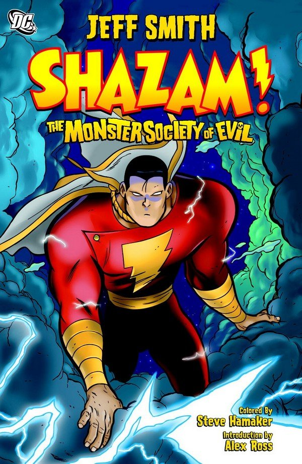 shazam_monster_society
