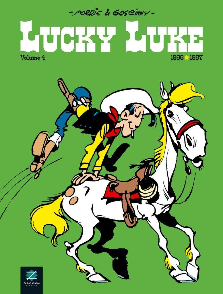 Lucky Luke – Volume 4: 1956-1957